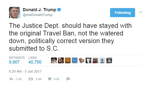 How Many Courts Have Overturned Trump S Travel Ban