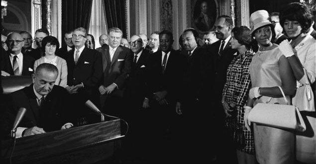 50 Years Later  Voting Rights Act Under Unprecedented