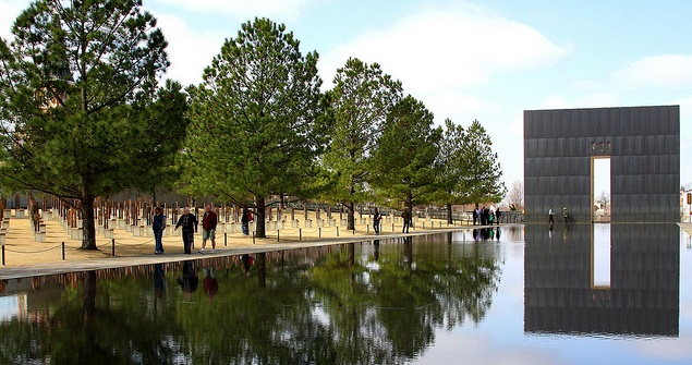 the oklahoma city bombing analysis The oklahoma city bombing trials raise questions more interesting than the answers they provide how, in four years.