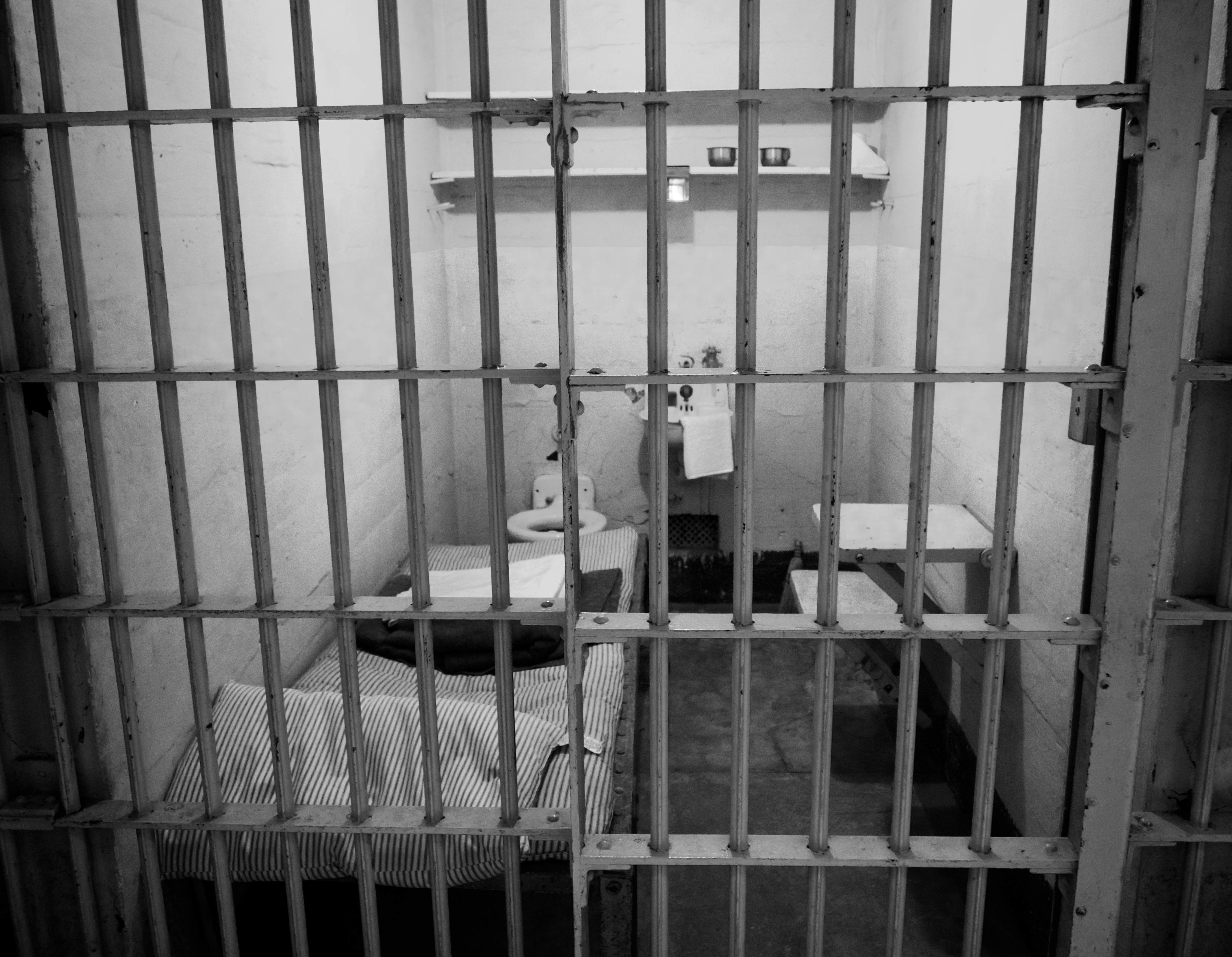 Are Private Prisons Good Investments for States?   Brennan ...