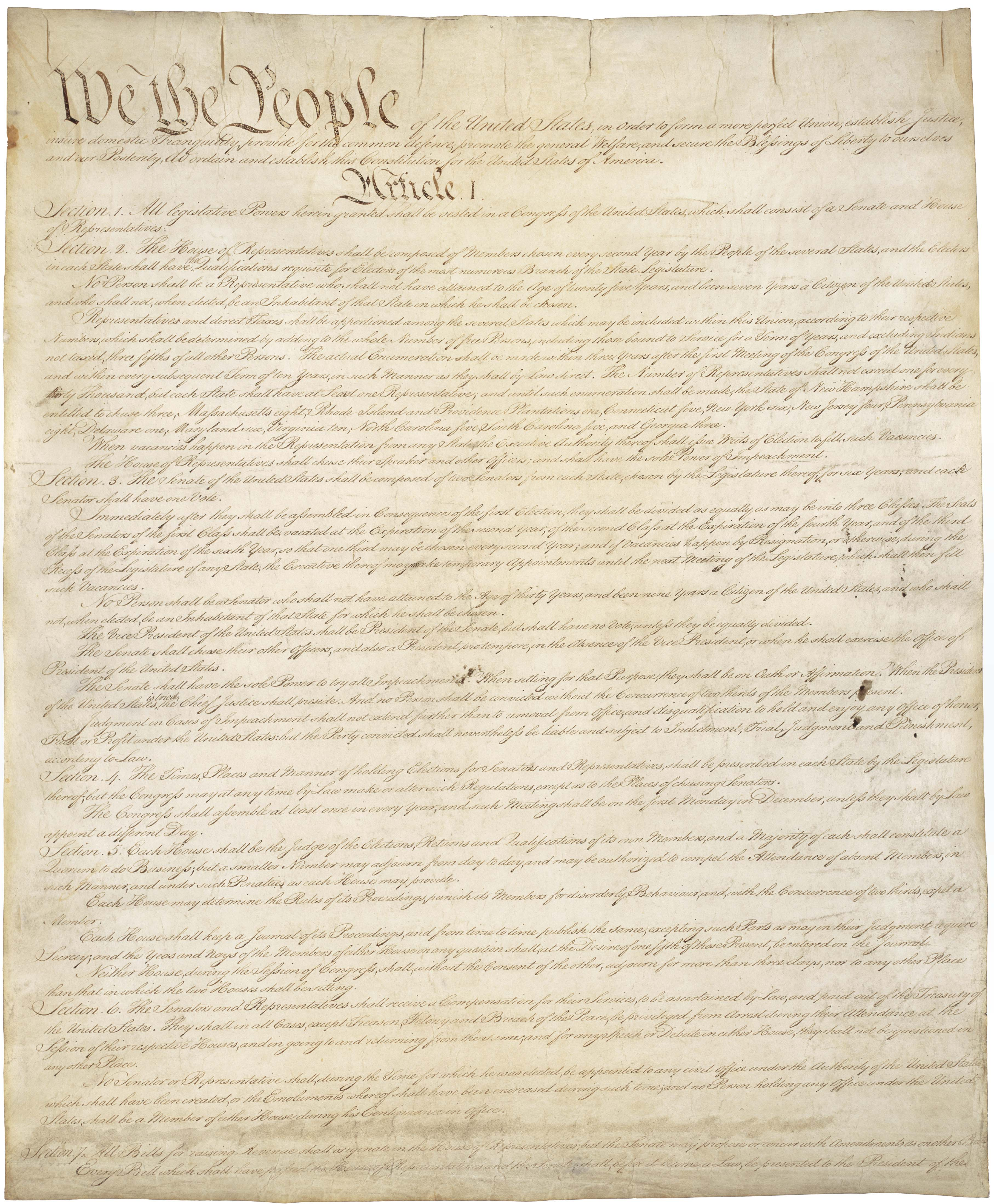 an overview of the founding fathers of the united states and the creation of the constitution