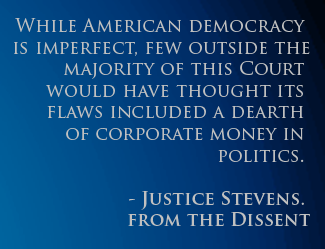 Liberty Pull A Part >> Citizens United v. FEC (Amicus Brief)   Brennan Center for Justice