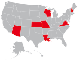 Voting Map