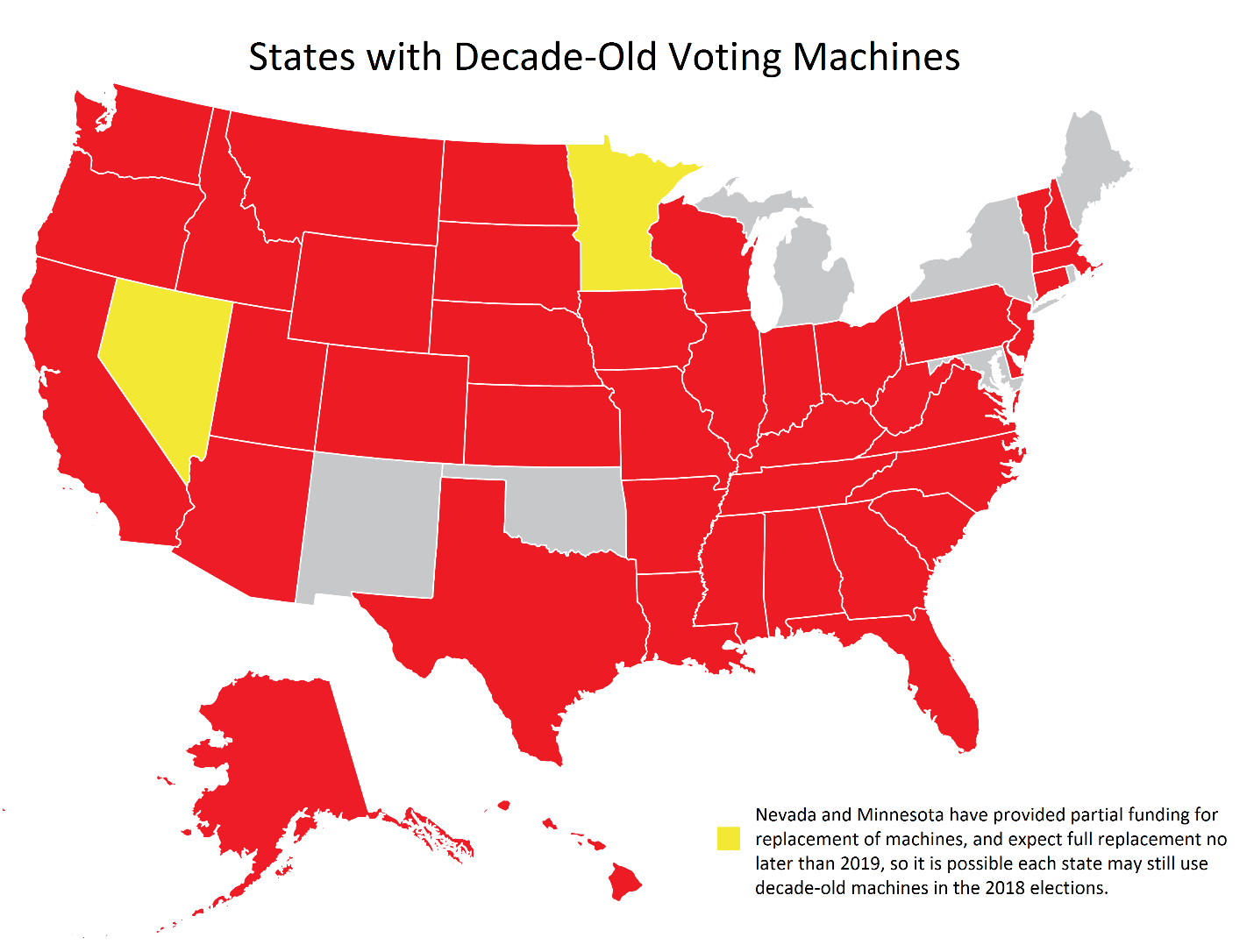 Nation\'s Voting Infrastructure Outdated, Vulnerable to ...
