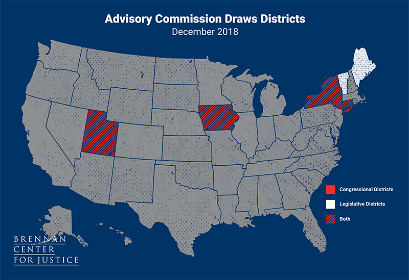 Who Draws the Maps? Legislative and Congressional Redistricting ...