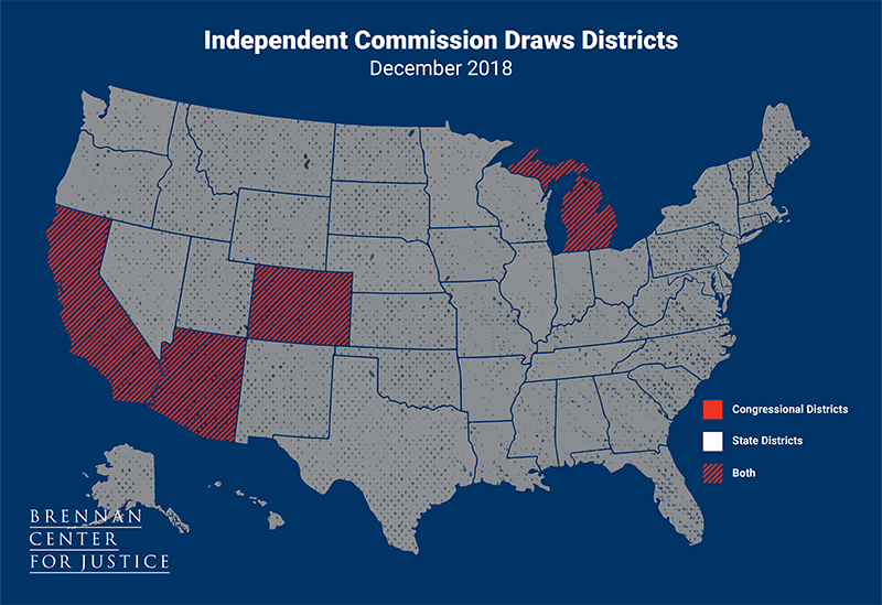 Who Draws The Maps Legislative And Congressional Redistricting