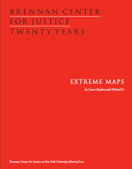 Extreme Maps | Brennan Center for Justice