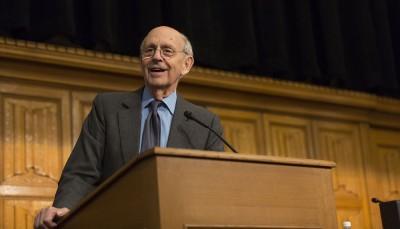 Justice Stephen Breyer at Jorde Symposium