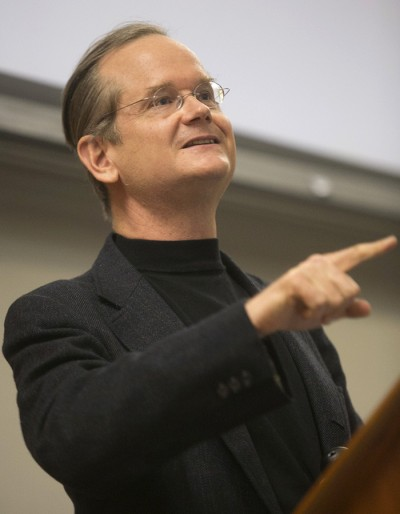 Lawrence Lessig at Jorde Symposium