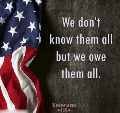 Veterans social media image