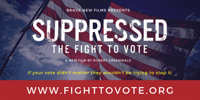 Suppressed - The Fight to Vote