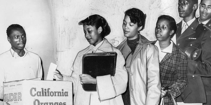 historic black voters