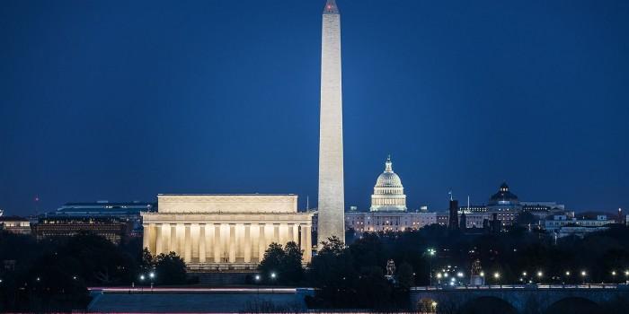 Washington DC landscape