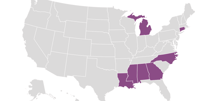 State of Redistricting, February 2020