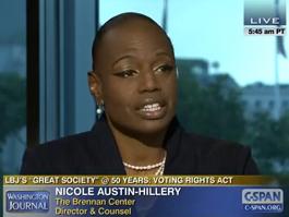 Nicole Austin-Hillery C-SPAN